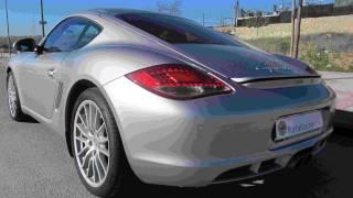 Porsche Cayman S - Prueba Portalcoches.net