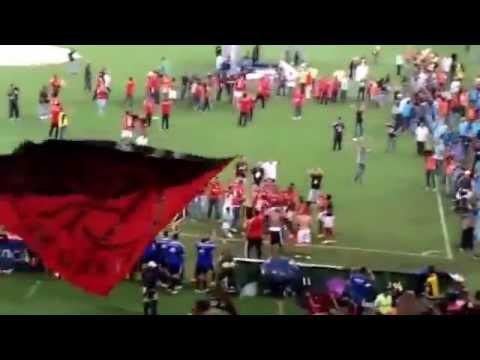 Isso aqui não é vasco, isso aqui é Flamengo !  Final do Carioca 2014 - Flamengo campeão