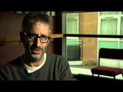 NEWSNIGHT: David Baddiel on Anelka and the