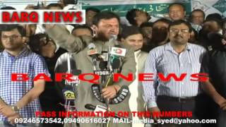BARQ NEWS..SPEECH OF AKBARUDDIN OWAISI AT TALABKATTA ON 17TH APRIL 2014