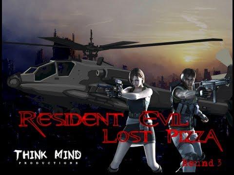 Resident Evil - Lost Pizza / Round III - Redublagem