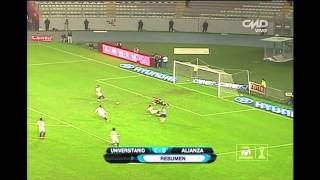 Universitario Vs. Alianza Lima
