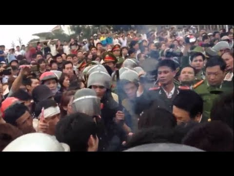 Full: Con rể chủ tịch T. Vĩnh Yên đánh chết người, 1k người biểu tình