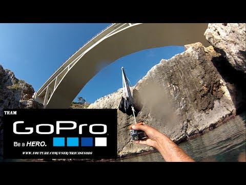 GoPro active (Ponte CIOLO location)