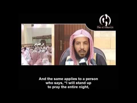 WARNING!! Extremism going Overboard (Ghuloo) in the Religion┇ Shaikh Saad As-Shatari