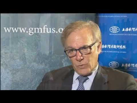 Stockholm China Forum 2013: David Ignatius on China's Political Role in the Middle East
