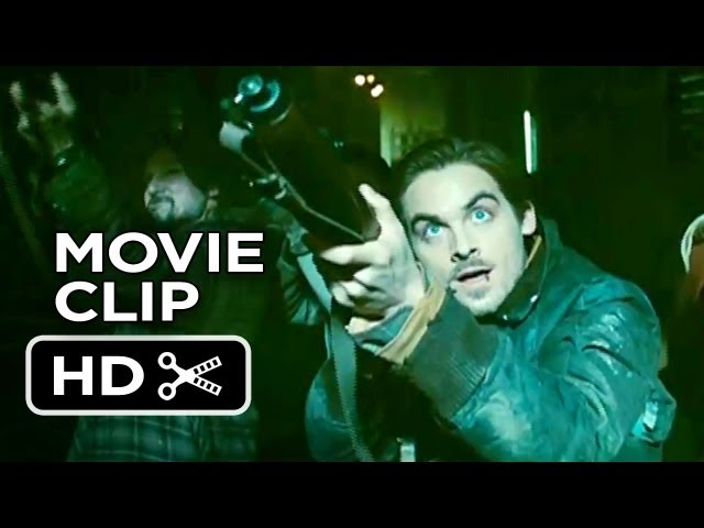 The Colony Movie CLIP - Trapped (2013) - Laurence Fishburne, Bill Paxton Movie HD