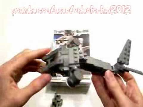 Best-Lock Terminator flying Hunter-Killer toy review