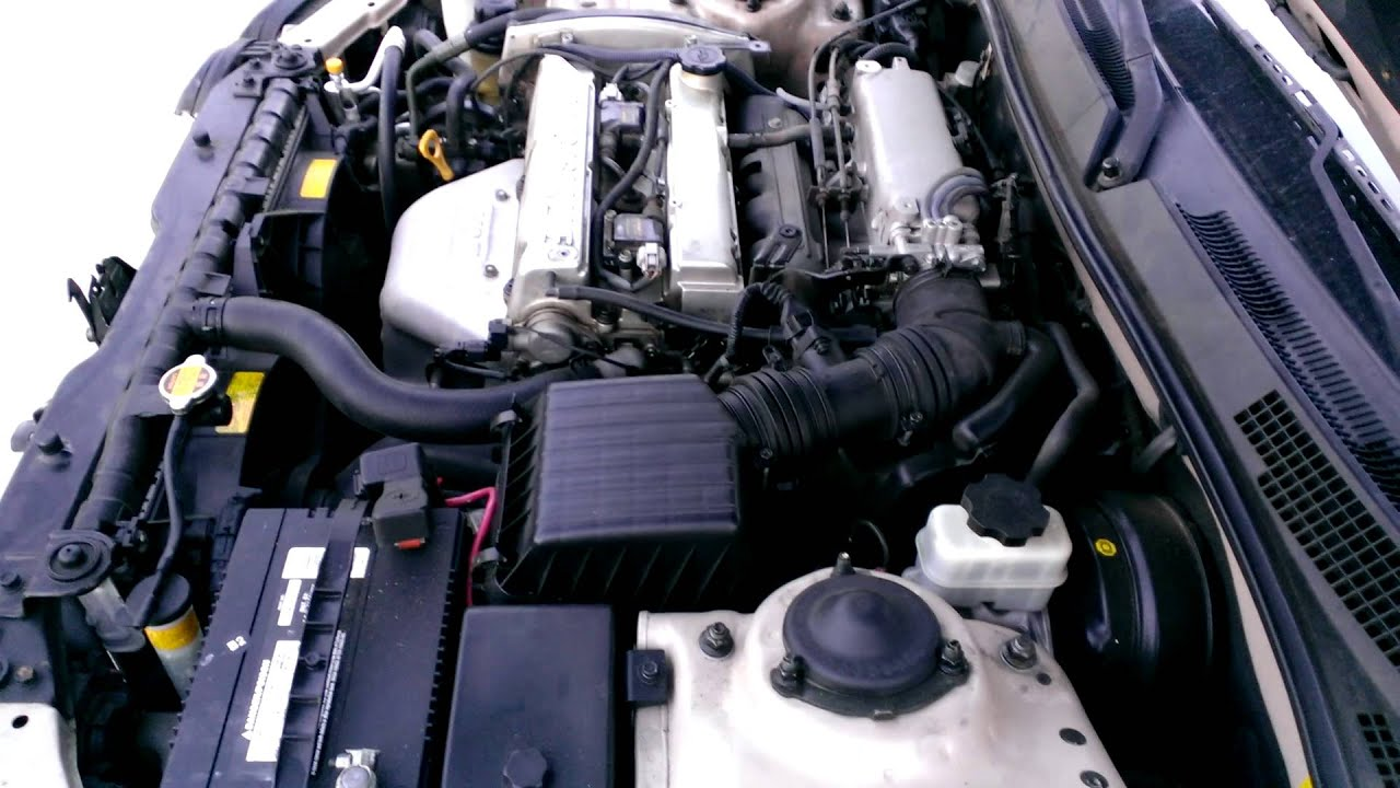 Noisy engine, 2006 Kia Optima LX 2.4L 4-cylinder - What's ...