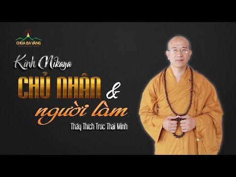 Phật dạy về Chủ Nhân và Người Làm