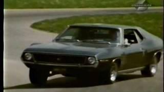 1971 AMC Javelin SST Vintage Road Test