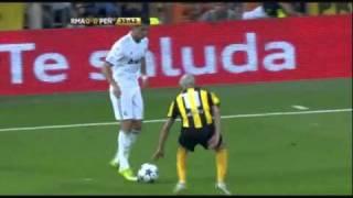 Cristiano Ronaldo Vs Peñarol (H) 10-11 (RealMadridCR7