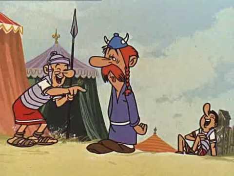 Asterix a Gálovia