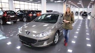 Подержанные автомобили. Peugeot 407 2008. Вып.186. Авто Плюс ТВ