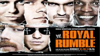 "WWE: Royal Rumble 2011 Theme Song ""Living In A Dream"" By"