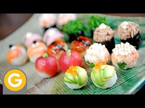 Sushi - Clase 5