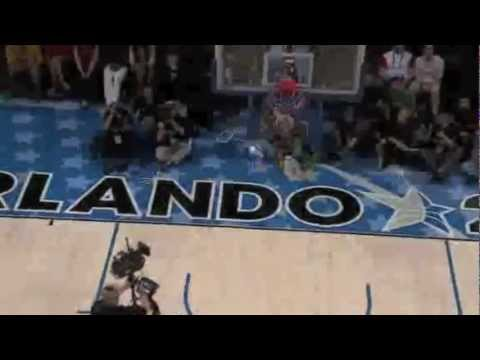 NBA ALL STAR SLAM DUNK CONTEST 2012 - EVERY DUNK! (FULL HIGHLIGHTS)
