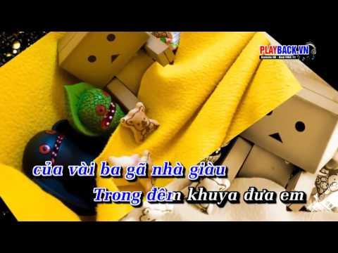 [Karaoke - Beat] Em Không Quay Về Gok Kun