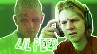 Lil Peep - Awful Things ft. Lil Tracy (Official Video) REACTION!!
