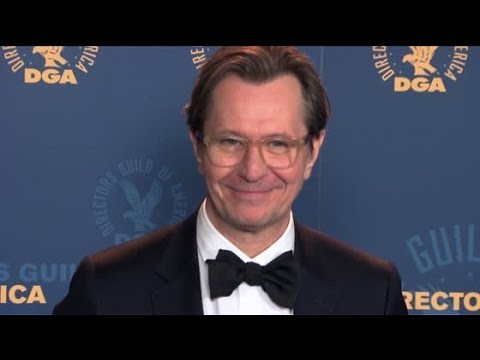 Gary Oldman Issues Apology for 'Jews' Comment