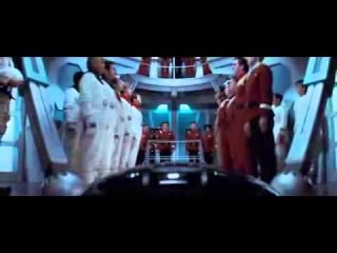 Star Trek II: The Wrath of Khan - Enterprise Trailer and iPhone 4 and iPhone 5 Case