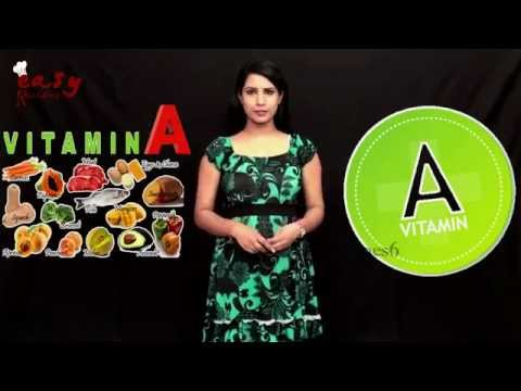 Vitamin A In Rich Foods - Easy Recipes - Health Tips