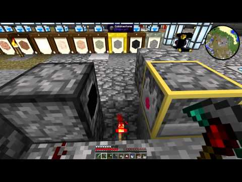 FTB Monster S3E18 - BreakerPlus Automated Fortune!