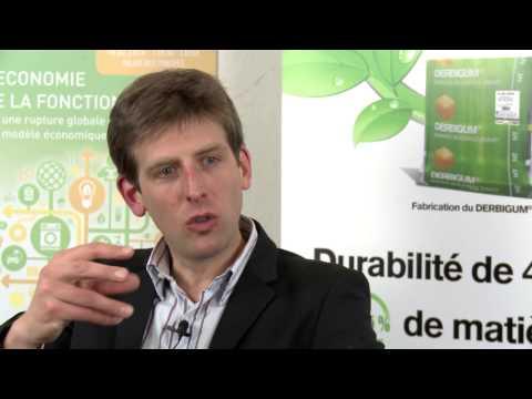 Conférence internationale - L'économie de la fonctionnalité: Christophe Sempels