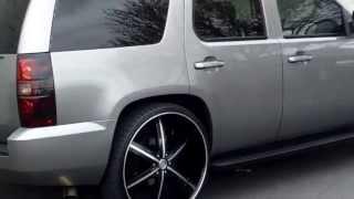 Chevrolet Tahoe 28's