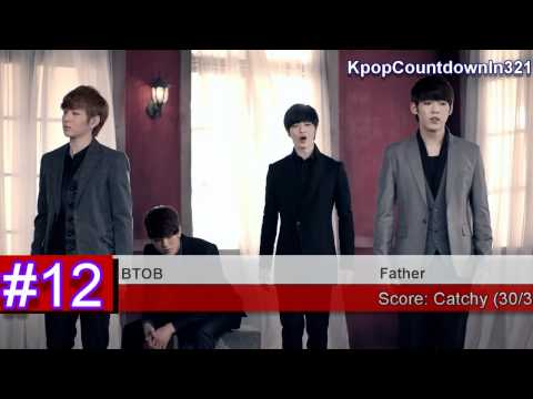 My Top 20 Favorite Korean Songs Of May 2012