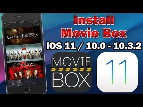 MovieBox - Download Movie Box App For iOS