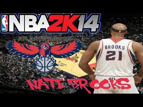 NBA2k14 Hawks Vs Magic Gameplay Commentary