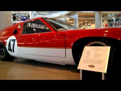 Barber Vintage Motorsports Museum (Father Son trip) 4