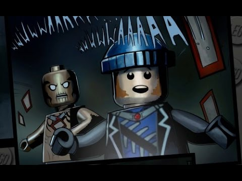 LEGO Batman 3: Beyond Gotham - The Squad DLC - Story Mode Walkthrough