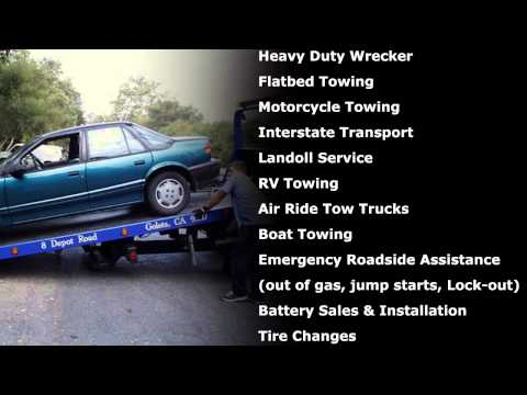 Towing Fort Lauderdale | Car & Boat Storage Pembroke Pines & Broward
