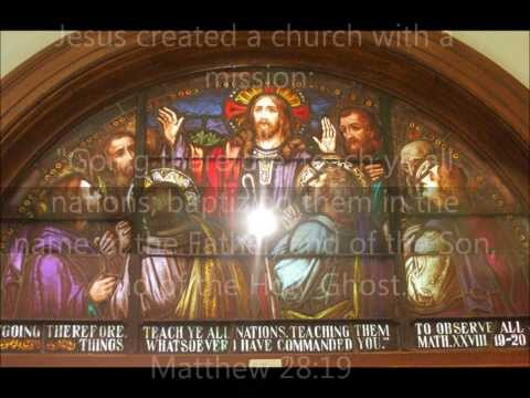 Catholics Got It Right - The Errors of the Protestant Church