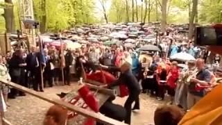 Polish Harlem Shake în stil polonez