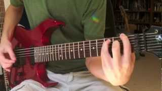 Game Of Thrones Title Theme Guitar Cover