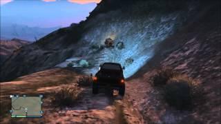 GTA 5 Review Sandking SWB & Merryweather Mesa