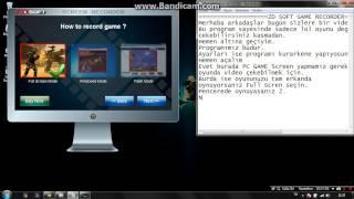 League Of Legends Video Çekme Programı