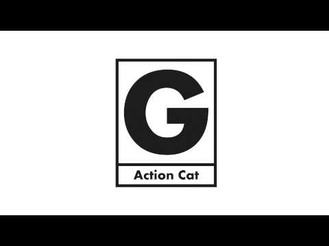 "Gerard Way - ""Action Cat"" [Official Audio]"