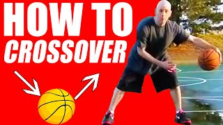 How To Crossover Dribble Tutorial Tips & Technique For