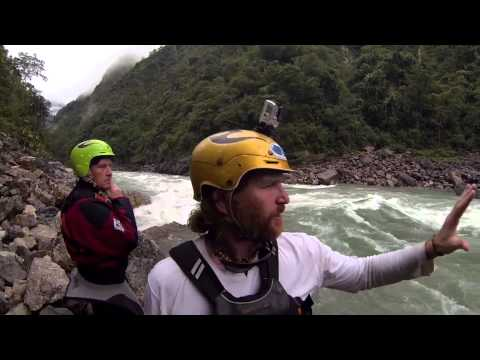 Whitewater Rafting The Karnali River in Nepal