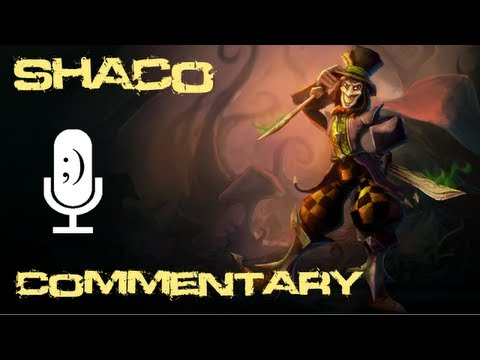 League of Legends - Shaco Guide
