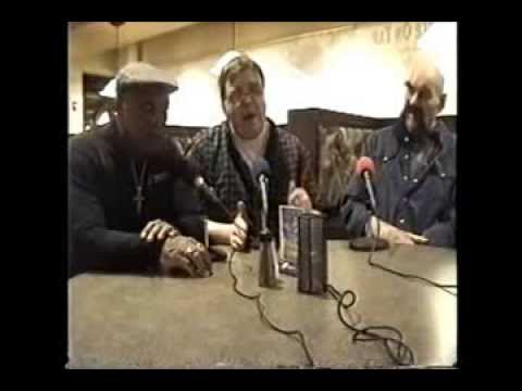 CCW Slamapalooza Preview Scott Spears interviewing Ox Baker & Tony Atlas for 3/8/14 event