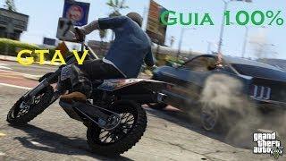 Grand Theft Auto V: Guia Para Completar El Juego Al 100%