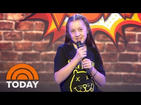 saffy herndon online dating 'online dating is tough every time i meet someone new they end up in jail': meet the 10-year-old comedian taking america by storm with her.
