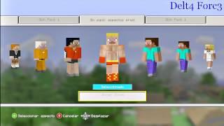 Como Descargar Los Skins Gratuitos De Minecraft Versión