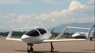 Synergy Double Boxtail Aircraft Project