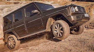 Mercedes G-Class (2019) Best Off-Road SUV Ever. YouCar Car Reviews.